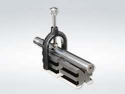 Steel V Blocks With Clamp